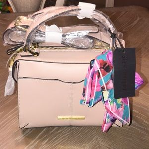 STEVE MADDEN BLUSH BREESE CROSSBODY BAG
